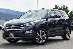 2013 Hyundai Santa Fe 2.0T AWD Limited
