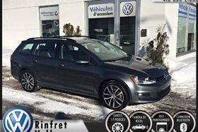 Volkswagen Golf Sportwagon 1.8 TSI Comfortline 2017