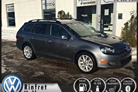 Volkswagen Golf wagon 2.0 TDI Highline 2013