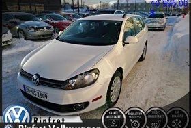 Volkswagen Golf wagon COMFORTLINE TDI 2012