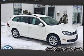 Volkswagen Golf wagon 2.0 TDI Comfortline 2013