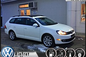 Volkswagen Golf wagon 2.0 TDI Highline TDI 2014