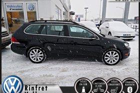 Volkswagen Golf wagon HIGHLINE TDI 2014