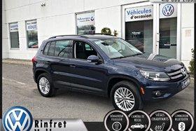 Volkswagen Tiguan ÉDITION SPÉCIALE 2015
