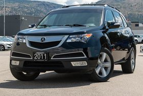 2011 Acura MDX Tech 6sp at