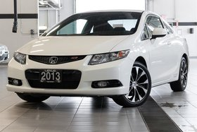 2013 Honda Civic Coupe SI 6MT