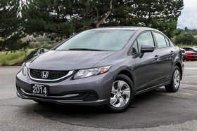 2014 Honda Civic Coupe LX CVT