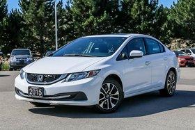 2015 Honda Civic Coupe EX 5MT