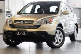 2007 Honda CRV EX-L 5 SPD at