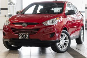 2012 Hyundai Tucson GL AWD at