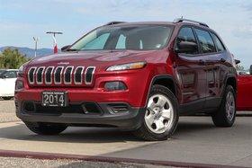 2014 Jeep Cherokee 4x2 Sport