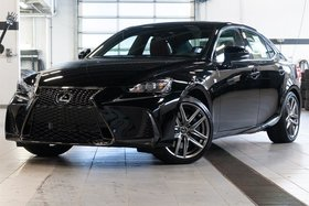 2019 Lexus IS 300 AWD F-Sport Series 2