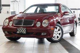 2000 Mercedes-Benz CLK320 2Dr CPE