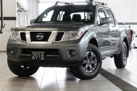 2016 Nissan Frontier Crew Cab PRO-4X at
