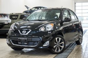 2018 Nissan Micra 1.6 SR at