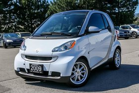 2009 smart Fortwo Passion cpé
