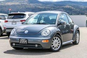 2004 Volkswagen Beetle GLS 2.0L at