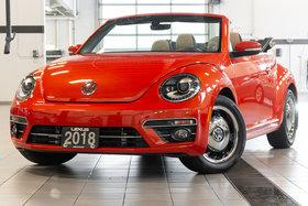 2018 Volkswagen The Beetle Convertible Trendline