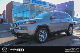 2016 Jeep Cherokee Limited AWD
