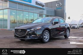 2018 Mazda Mazda3 GX Convenience Package