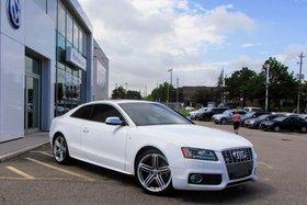 2010 Audi S5 4.2 6sp man qtro Cpe