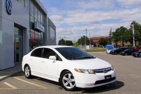 2007 Honda Civic Sedan LX 5sp