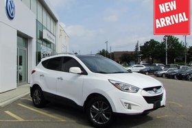 2014 Hyundai Tucson GLS FWD at