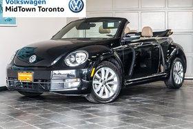 2013 Volkswagen Beetle Convertible Highline 2.5L