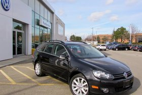 2013 Volkswagen Golf wagon 2.0 TDI Highline DSG at w/ Tip
