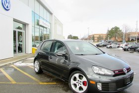 2013 Volkswagen Golf GTI 5-Dr 6sp