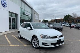 2015 Volkswagen Golf 5-Dr 1.8T Highline 5sp