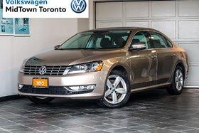 2015 Volkswagen Passat Comfortline 2.0 TDI 6sp DSG