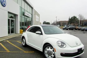 2015 Volkswagen The Beetle Classic 1.8T 6sp at w/Tip