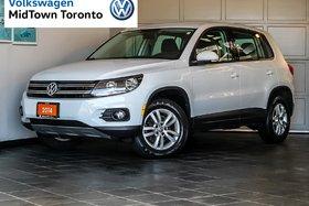 2014 Volkswagen Tiguan 2.0T TRENDLINE FWD
