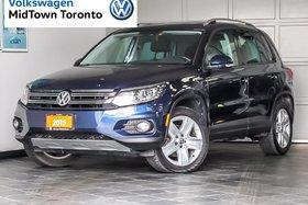 2015 Volkswagen Tiguan Comfortline 4 M...