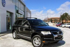 2008 Volkswagen Touareg V6 6sp at Tip