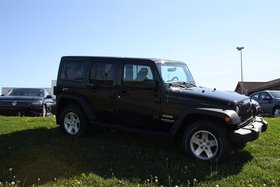 2013 Jeep Wrangler Unlimited Sport 4D Utility 4WD