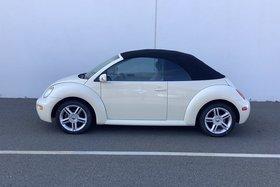 2005 Volkswagen Beetle Convertible GLX 1.8T 6sp at Tip