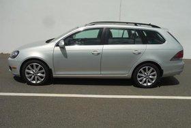 Volkswagen Golf wagon 2.0 TDI Comfortline DSG at w/ Tip 2012