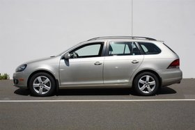 2014 Volkswagen Golf wagon 2.0 TDI Comfortline 6sp