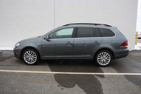 2014 Volkswagen Golf wagon Wolfsburg Edition 2.0 TDI 6sp