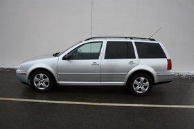 2004 Volkswagen Jetta Wagon GLS 1.9L TDI at Tip