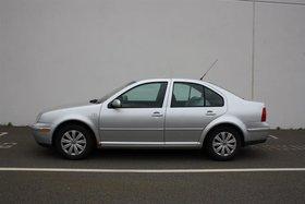 Volkswagen Jetta Sdn GLS TDI at 2003