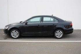 Volkswagen Jetta Wolfsburg Edition 1.4T 6sp at w/Tip 2017
