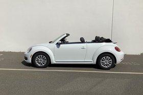 2015 Volkswagen The Beetle Convertible Trendline plus 1.8T 6sp at w/Tip
