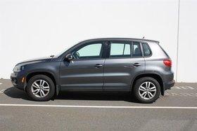 2012 Volkswagen Tiguan Trendline 6sp at Tip 4M