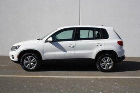 Volkswagen Tiguan Trendline 6sp at Tip 2012