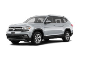 2018 Volkswagen Atlas Comfortline 2.0T 8sp at w/Tip