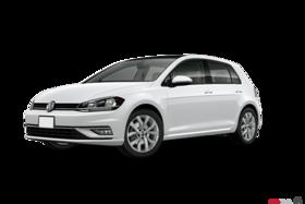 2018 Volkswagen Golf 5-Dr 1.8T Highline 6sp at w/Tip