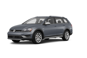 2018 Volkswagen Golf Alltrack 1.8T 6sp 4MOTION